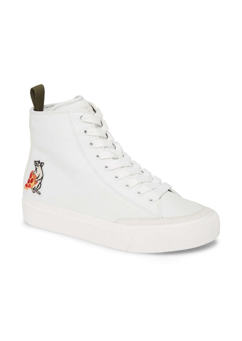 rag & bone Pizza Rat High Top Sneaker (Women)