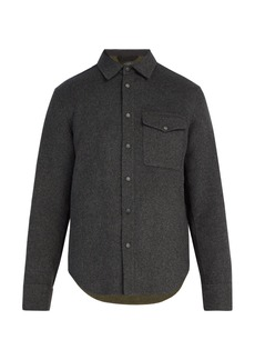 Rag & Bone Principle wool-blend overshirt