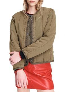 rag & bone Quilted Liner Jacket