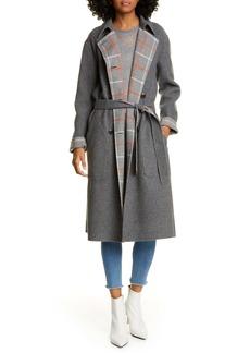 rag & bone Rach Reversible Wool Blend Car Coat