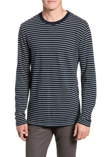 rag & bone Railroad Stripe Long Sleeve T-Shirt