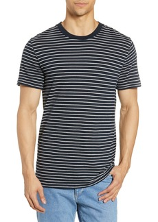 rag & bone Railroad Slim Fit Stripe T-Shirt
