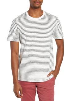 rag & bone Railroad Stripe T-Shirt
