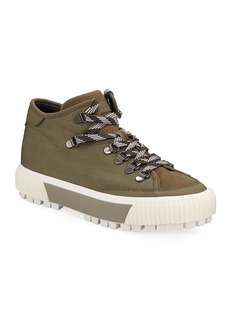 Rag & Bone RB Army Lace-Up Hiker Booties