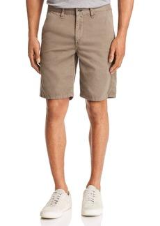 rag & bone Regular Fit Classic Chino Shorts