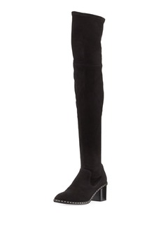 Rag & Bone Rina Over-The-Knee Studded Boot