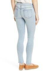 rag & bone Ripped Skinny Jeans (Ferry Whole)
