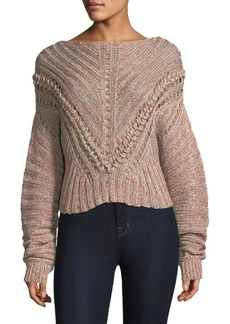 Rag & Bone Roman Textured Pullover Sweater