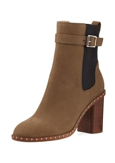 Rag & Bone Romi Studded Block-Heel Boot