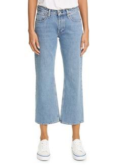 rag & bone Rosa Crop Flare Jeans (Misha)