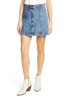 rag & bone Rosie Denim Skirt