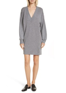rag & bone Saralyn Merino Wool Blend Sweater Dress
