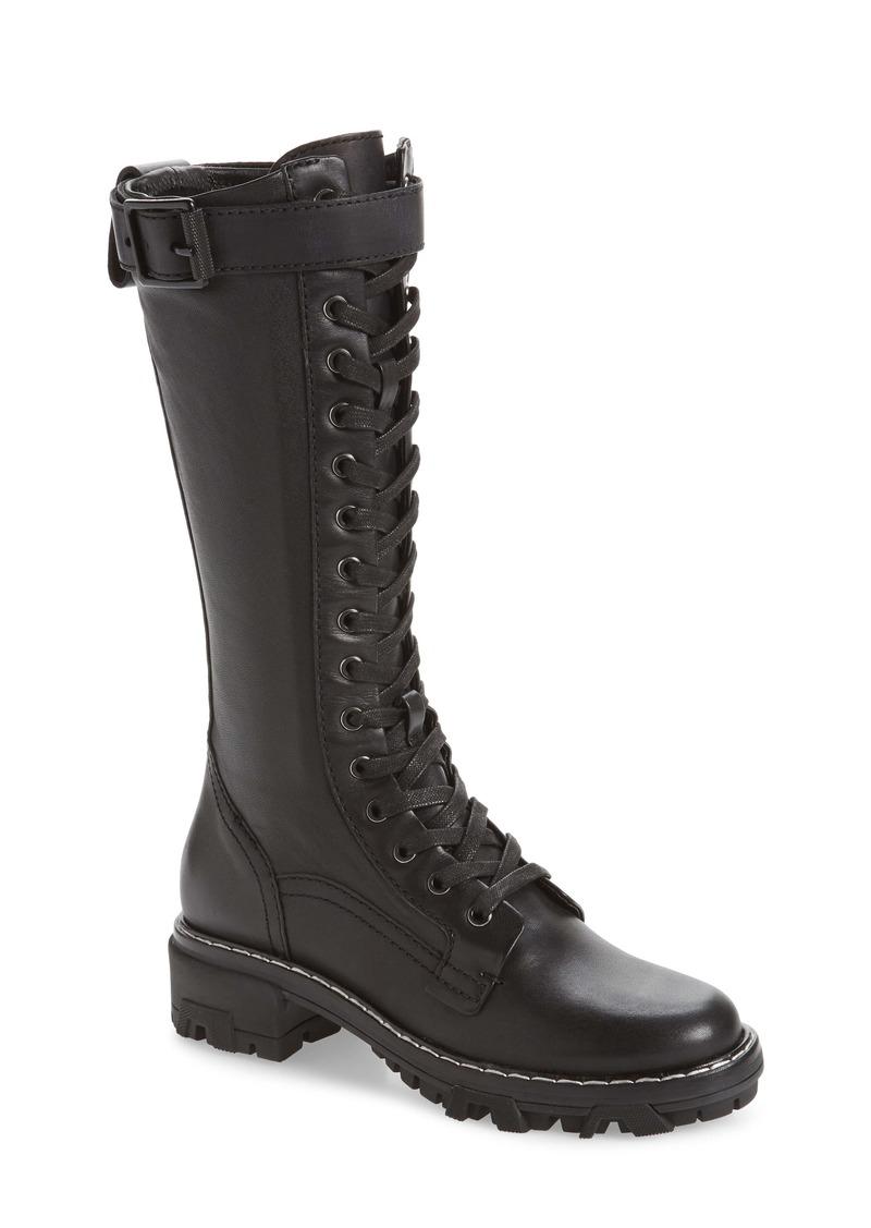 rag & bone Shiloh Tall Boot (Women) (Wide Calf)