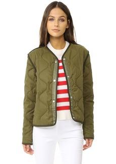 Rag & Bone Short Forest Liner Jacket
