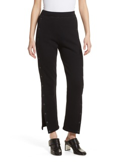 rag & bone Side Snap Track Pants