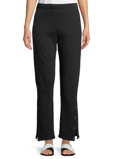 Rag & Bone Side-Snap Track Pants