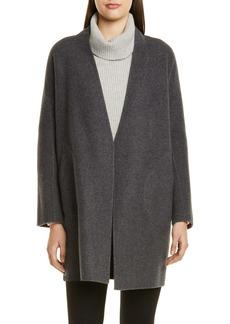 rag & bone Singer Reversible Wool Blend Coat