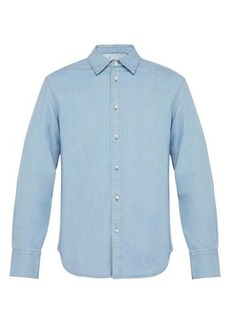 Rag & Bone Single-cuff denim shirt
