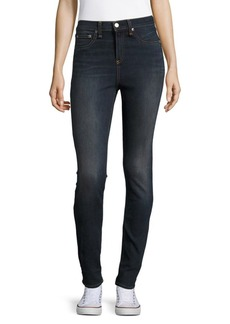 Rag & Bone Skinny-Fit Denim Pants