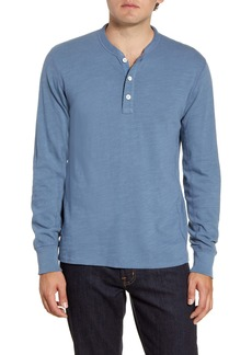 rag & bone Slub Cotton Slim Fit Henley