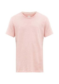 Rag & Bone Slubbed cotton-jersey T-shirt
