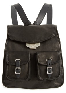 rag & bone Small Leather Field Backpack