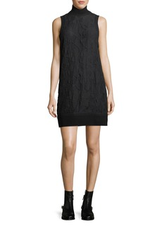 Rag & Bone Sofiya Turtleneck Sleeveless Lace Dress