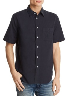 rag & bone Standard Issue Beach Regular Fit Button-Down Shirt