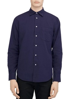 rag & bone Standard Issue Beach Regular Fit Shirt