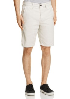rag & bone Standard Issue Chino Shorts in Stone