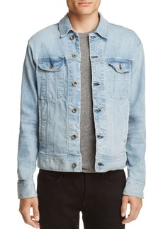 rag & bone Standard Issue Denim Trucker Jacket