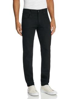 rag & bone Standard Issue Fit 1 Super Slim Fit Jeans in Black