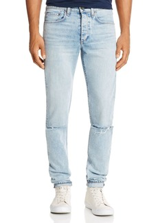rag & bone Standard Issue Fit 1 Super Slim Fit Jeans in Light Wash