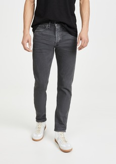 Rag & Bone Standard Issue Fit 2 Denim In Steele Wash Jeans