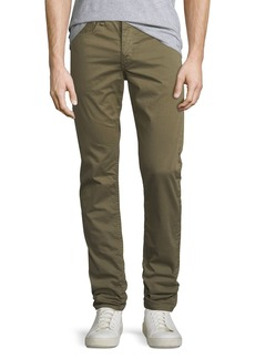 Rag & Bone Men's Standard Issue Fit 2 Mid-Rise Relaxed Slim-Fit Pants