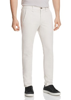 rag & bone Fit 2 Slim Fit Chino Pants in Stone - 100% Exclusive