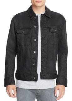 rag & bone Standard Issue Jean Jacket in Work Black