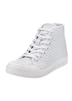 Rag & Bone Standard Issue Perforated High-Top Sneaker