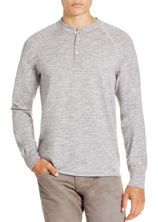 rag & bone Standard Issue Raglan Henley