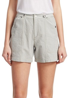 Rag & Bone Steele Striped Shorts