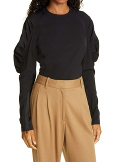 rag & bone Stephanie Puff Sleeve Blouse