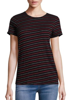 Rag & Bone Striped Wool Blend Top
