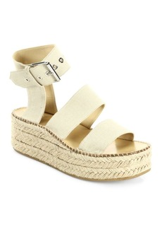 Rag & Bone Tara Espadrille Ankle Strap Sandals