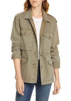 rag & bone Tent Field Cotton Blend Jacket