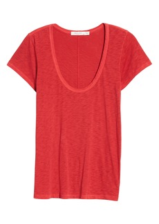 rag & bone The U-Neck Tee