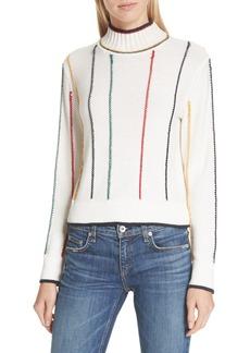 rag & bone Tom Stripe Knit Sweater