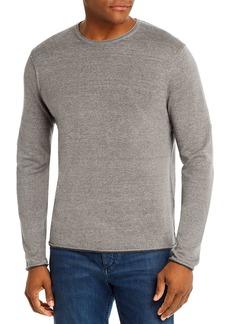 rag & bone Trent Rolled Crewneck Sweater