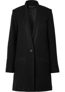 Rag & Bone Tuxx Wool-felt Coat