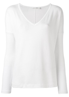 Rag & Bone V-neck sweater - White