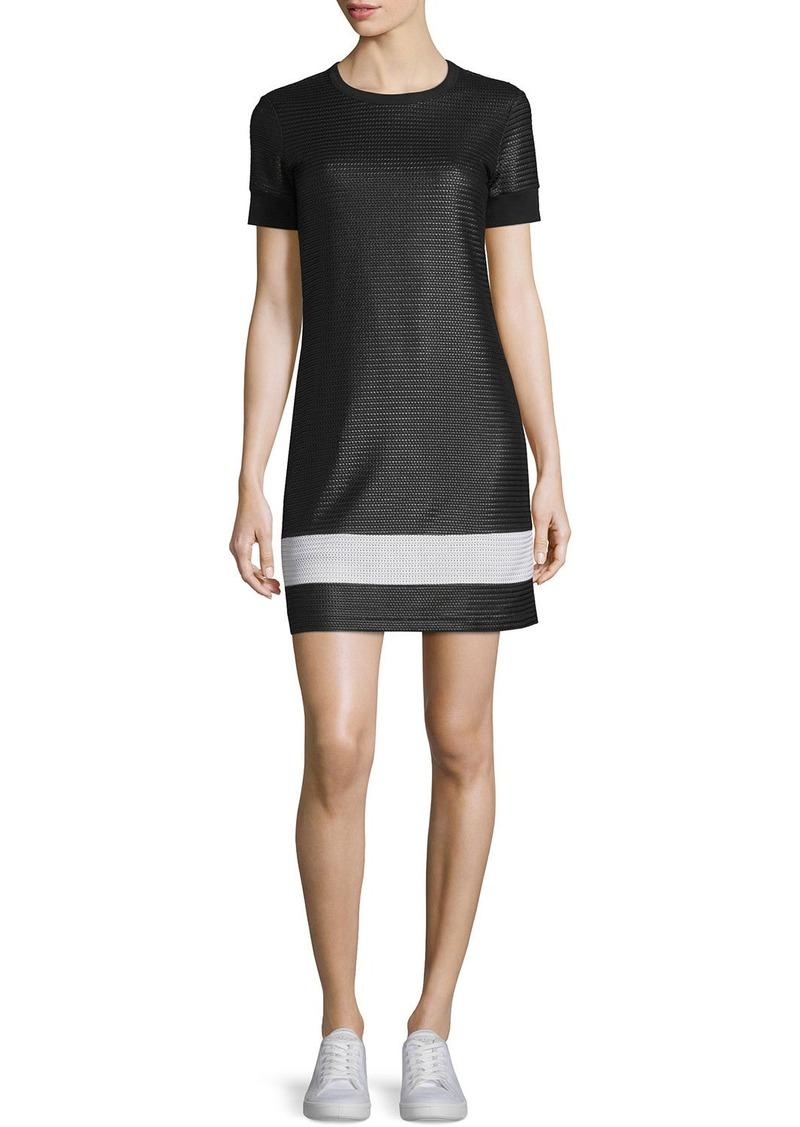 Rag & Bone Valerie Mesh Mini Dress